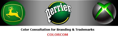 Color Consultation for Branding & Trademark Issues - Colorcom