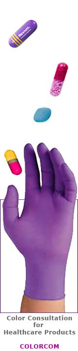 Color Consultation for Healthcare & Pharmaceutical Products