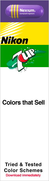 Colors that Sell: Tried & Tested Color Schemes