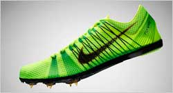 Nike Volt Neon yellow-green shoes