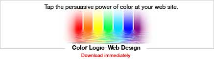 The Persuasive Power of Color for Web Design