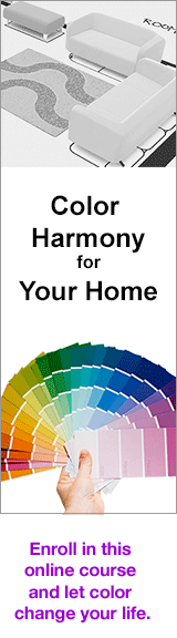 Color Harmony for Your Home - Online course from Color Matters