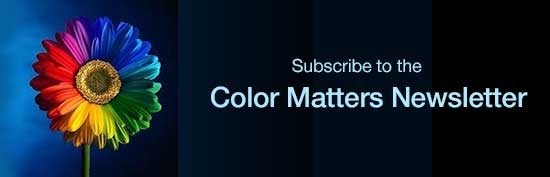 newsletter  from Color Matters